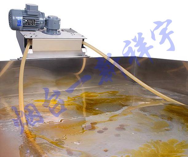 刮油机在实际应用中有哪些特性