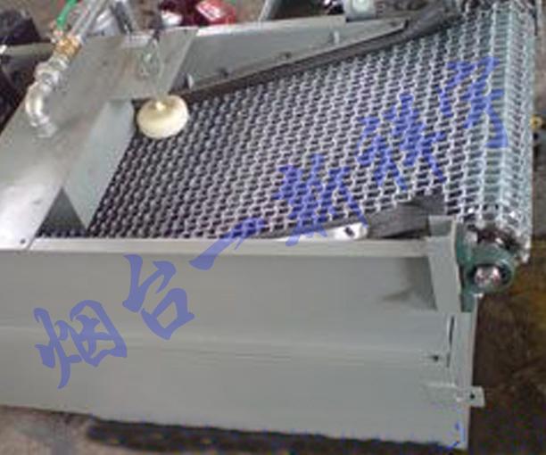 弧网纸带过滤机