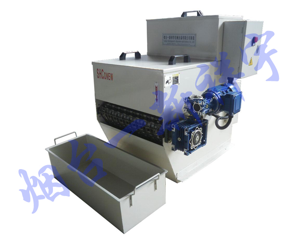 磁性分离器和过滤机的搭配使用