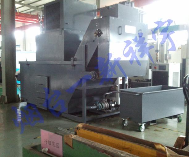 恒隆集团负压纸带过滤机系统